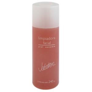 limpiadora facial piel sensible