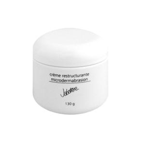 crème restructurante microdermabrasión
