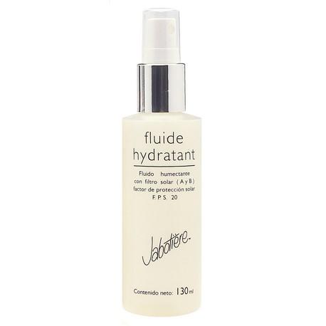 fluide hydratant con filtro solar A y B f.p.s. 20