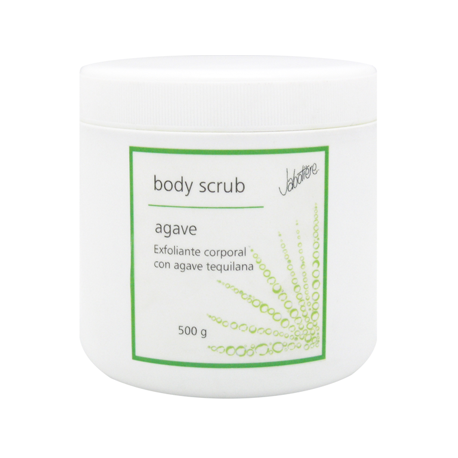 Body scrub agave